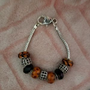 Jungle Woman Charm Bracelet